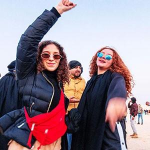 Frauenpower in Tunesien - die DJ Academy for Girls und Les Dunes Electroniques