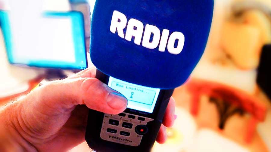 Ab ins Radio - Reise Podcasts von Peter von Stamm