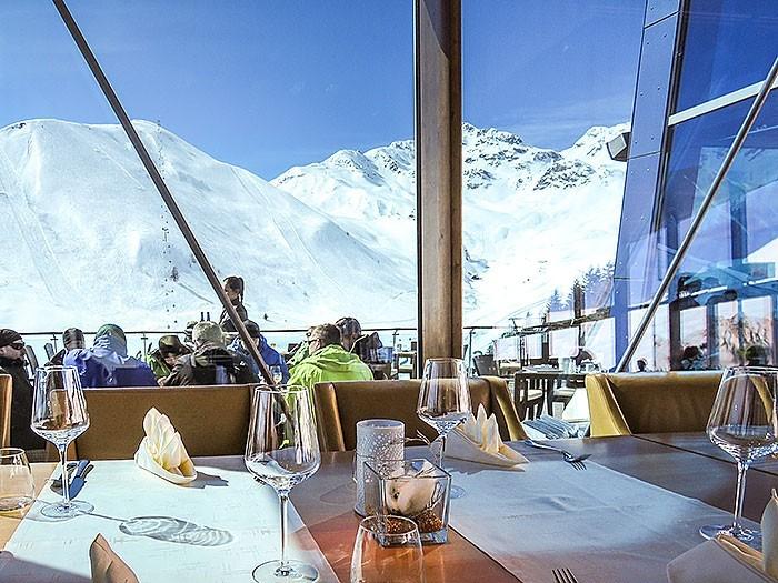 Serfaus Ski Lounge