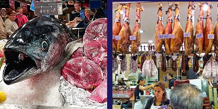 Toulouse Marktszenen im Reisetipp