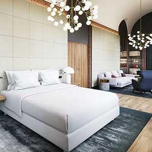 Das NH Collection New York Madison Avenue Hotel: NH beißt erstmals in den Big Apple