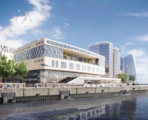 Neue Hotels in Hamburg Westfield Überseequartier