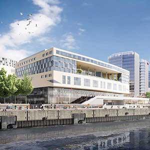 Neue Hotels in Hamburg : Accor bringt Pullman, Novotel, ibis Styles ins Westfield Hamburg-Überseequartier