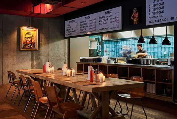 Chicago Williams Bar und Restaurant
