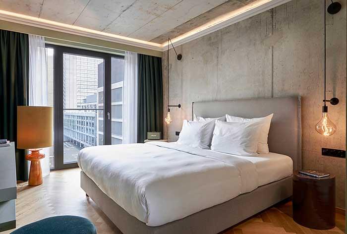 neues Hotel Gekko House in FRankfurt