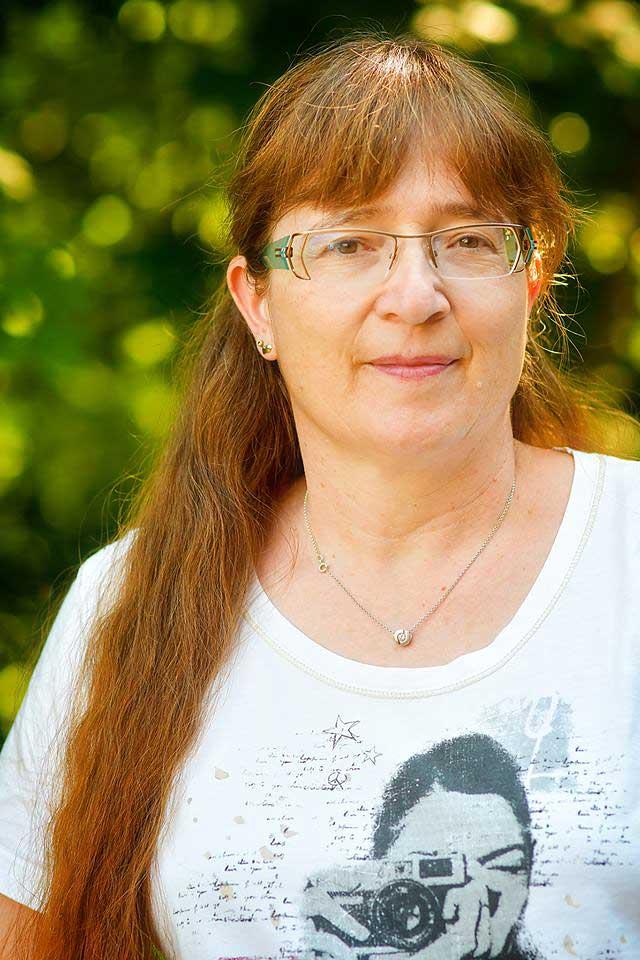 Gatsbloggerin Annette Nüssle