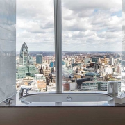 Hotel Badewanne in London
