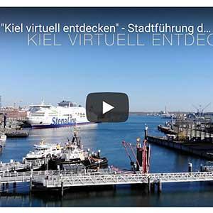 Kommst Du nicht nach Kiel, kommt Kiel zu Dir – die Virtuelle Stadtführung