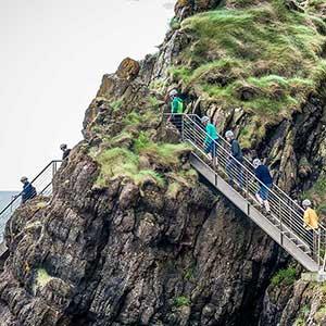 Nordirland - Auf schmalen Küstenpfaden