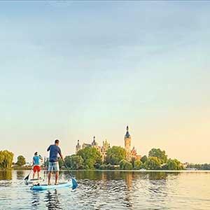 Schwerin inspiriert virtuell und weckt Vorfreude auf eine Städtereise nach Corona