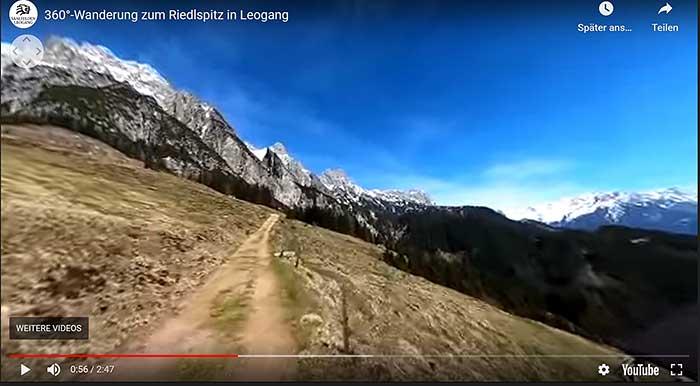 Tipp für Schöne Wanderwege in Österreich