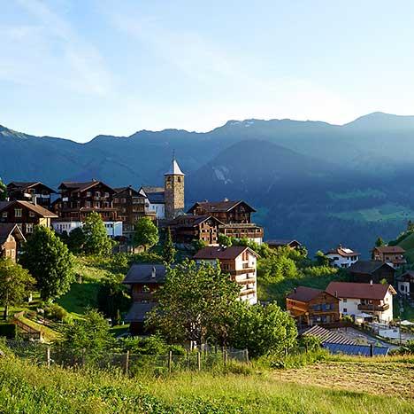 Die zehn schönsten Bergdörfer in Graubünden