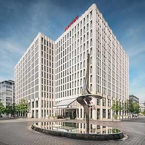 Das Berlin Marriott Hotel jetzt mit 378 neugestalteten Zimmern und Suiten