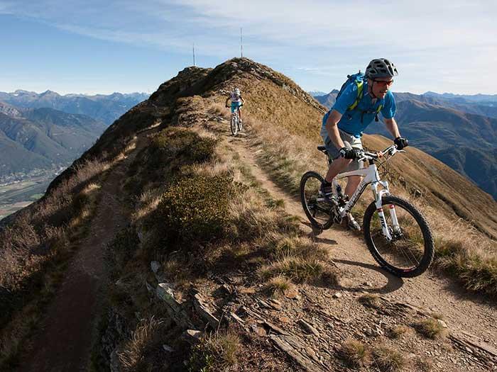 Monte Tamaro MTB Trail