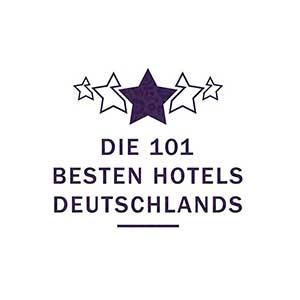 Die 101 besten Hotels Deutschlands