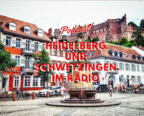 Heidelberg Reise Podcast Blog Titel