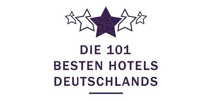 Ranking 101 beste hotels in Deutschland