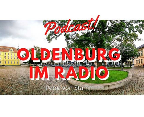 Oldenburg Podcast Cover