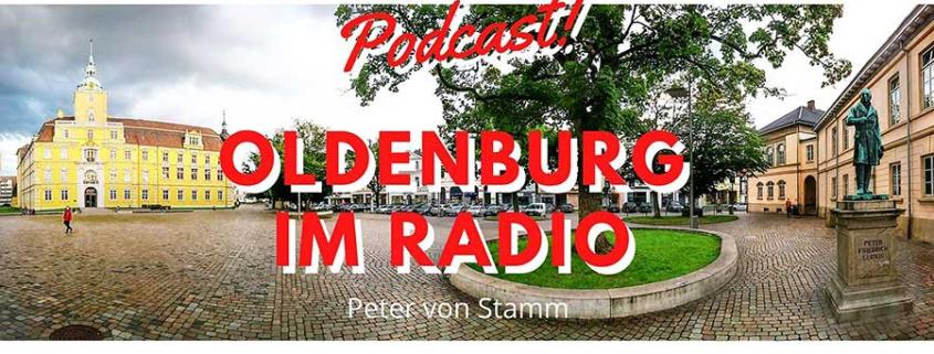 Oldenburg Podcast Cover