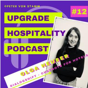 Chatbots für Hotels - Interview mit DialogShift Gründerin Olga Heuser