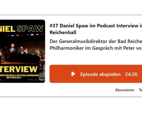 Interview mit Daniel Spaw
